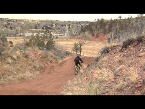 Colorado Springs on top 10 ten list for mountain biking in the U.S