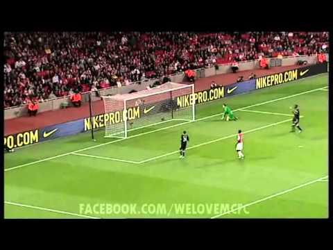Arsenal 3-1 Man City 2006/2007