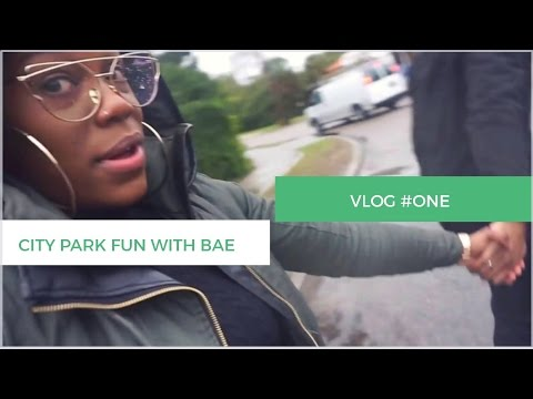 VLOG#1/NOLA ...A RAINY DAY AT THE PARK!!!