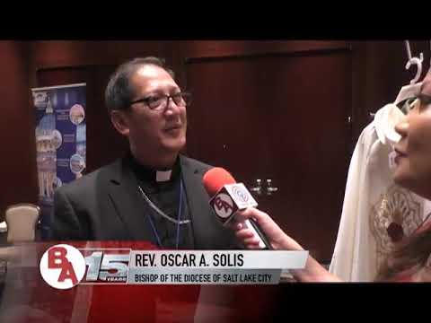 Filipino priests gather in Houston for fellowship and ministry