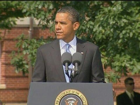 Al-QAEDA DEATH: Barack Obama welcomes...