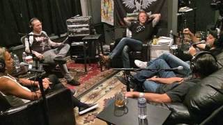 COREY TAYLOR Interviews METALLICA For Hardwired… To Self-Destruct