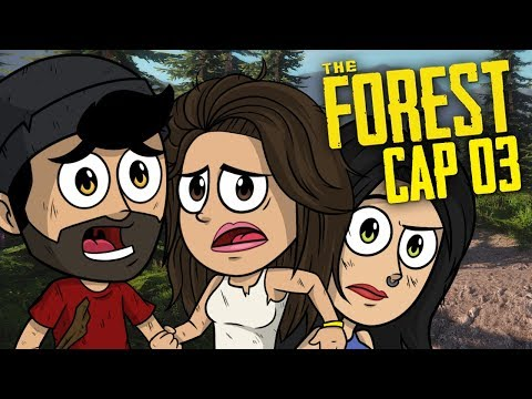 LA LACA LANZALLAMAS | The Forest Coop #3