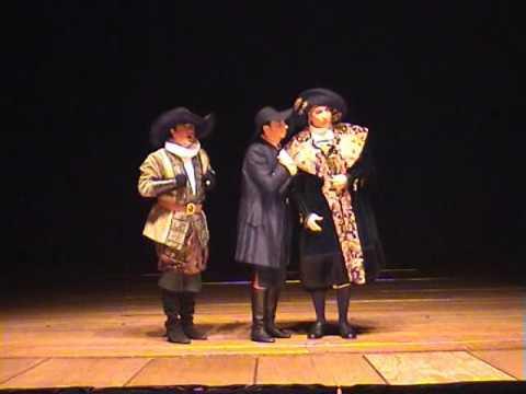 Le allegre comari di Windsor di William Shakespeare - Prima parte