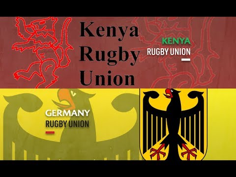 Their final match of the Rugby World Cup 2019 repechage, it's @officialkru v @DRVRugby #RWC2019