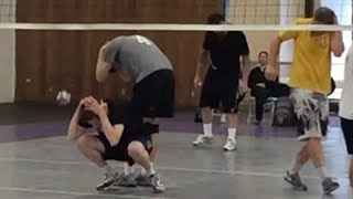 Video Volleyball BLOOPERS - NCVA League 1 (funny plays) download MP3, 3GP, MP4, WEBM, AVI, FLV Desember 2017