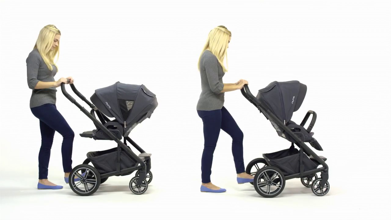 Nuna Stroller Unfold Nuna Mixx2 Stroller Features Demo