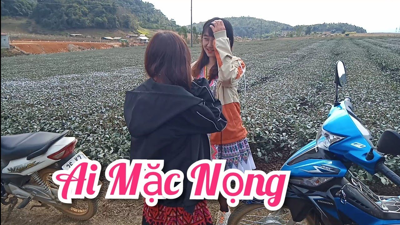 Hát Thái | Nang Tiên Huôm | DT Thái VN - YouTube