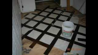 MZ-HANDYMAN WOOD/TILE KITCHEN FLOOR