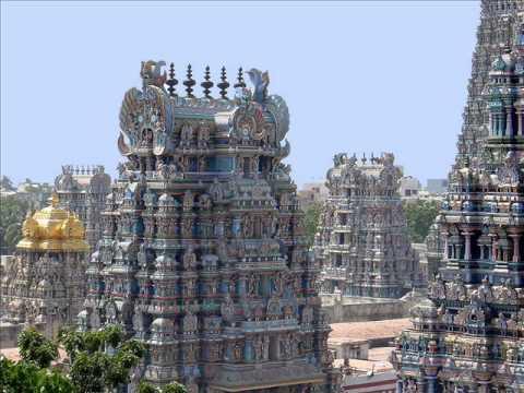 Kanyakumari -Madurai - Rameshwaram tour package