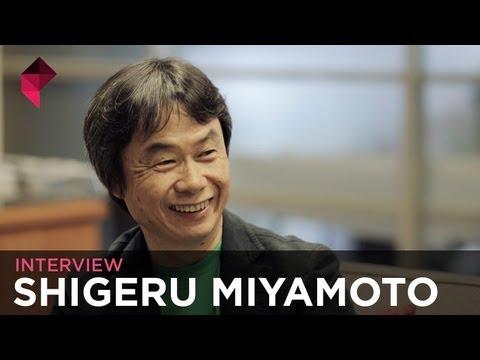 Nintendo's Game Developer Shigeru Miyamoto - Interview