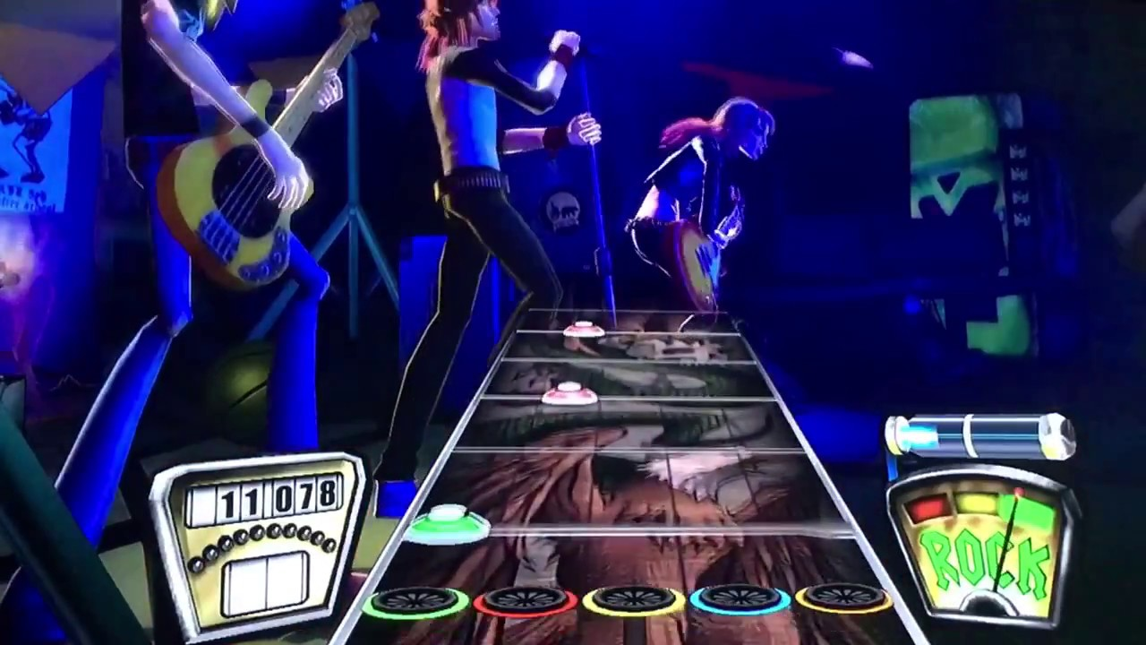"Image result for Long Road Ahead ""Guitar Hero II"