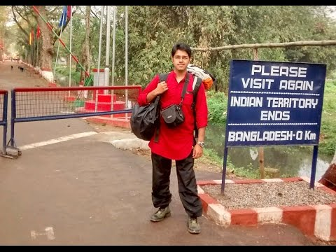 How to cross India-Bangladesh border from Akhaura / Agartala