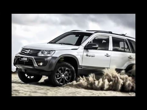 suzuki grand vitara 4sport 2015 2016 youtube. Black Bedroom Furniture Sets. Home Design Ideas
