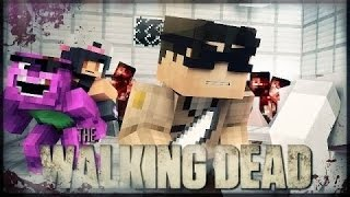 "Minecraft Crafting Dead - ""A CHANCE ENCOUNTER!"" #7 (Minecraft Roleplay) ~ SkyDoesMinecraft"
