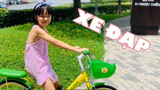 Xe đạp trẻ em | Cùng Ruby đi chọn xe đạp nào