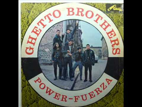 Viva Puerto Rico Libre - Ghetto Brothers.