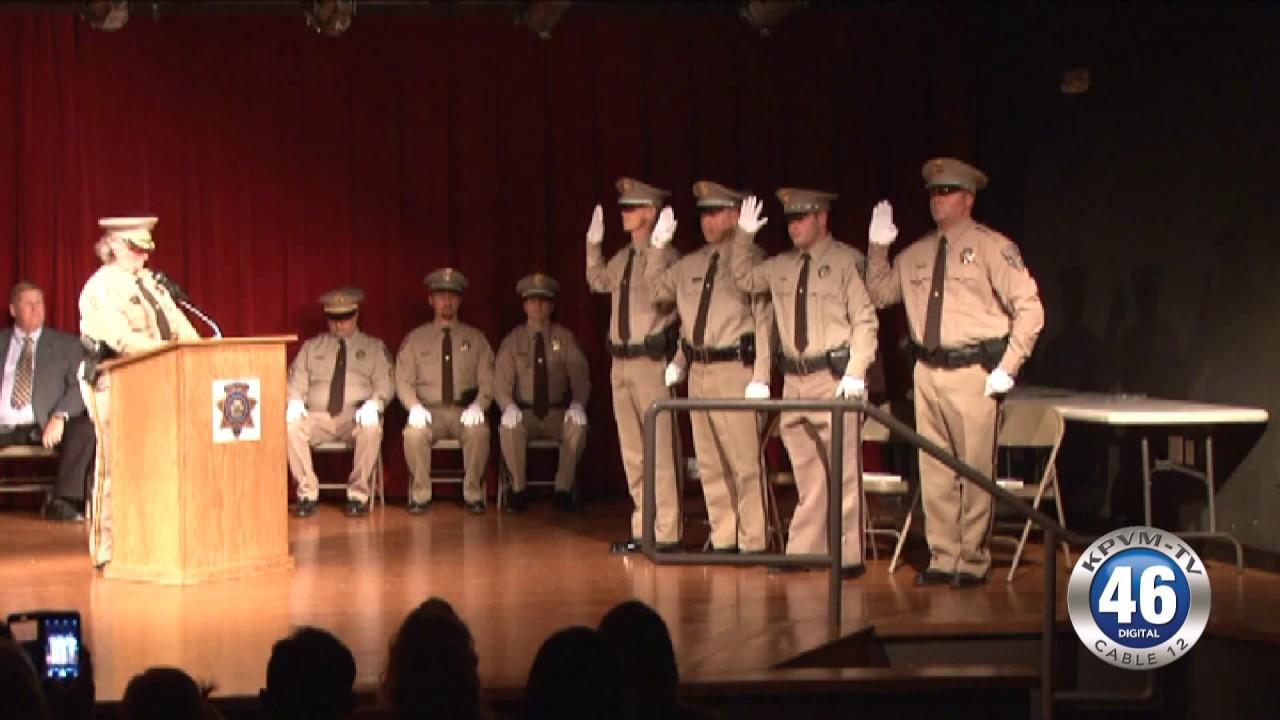 12/05/16 Nye County Sheriffs Office Graduation