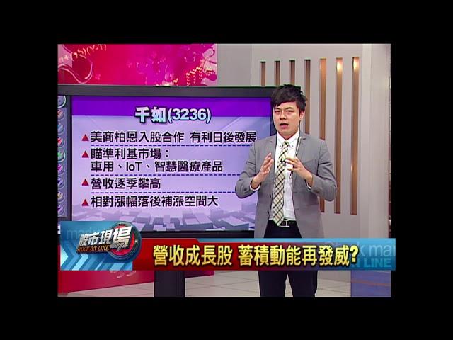 【股市現場-非凡商業台鄭明娟主持】20180412part.7(胡毓棠)