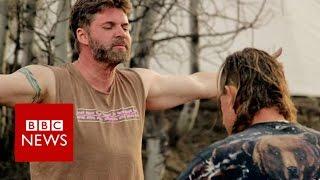 Peyote: The people who take drugs to see God - BBC News