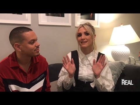 Ashlee & Evan Share Their BIG Plan for 2019!