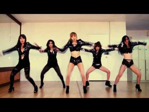 WAVEYA BEYONCE RUN THE WORLD (GIRLS) Cover Dance Video