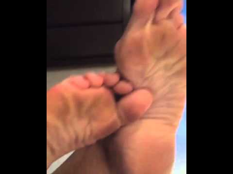 Karin Klemp feet soles and toes tease