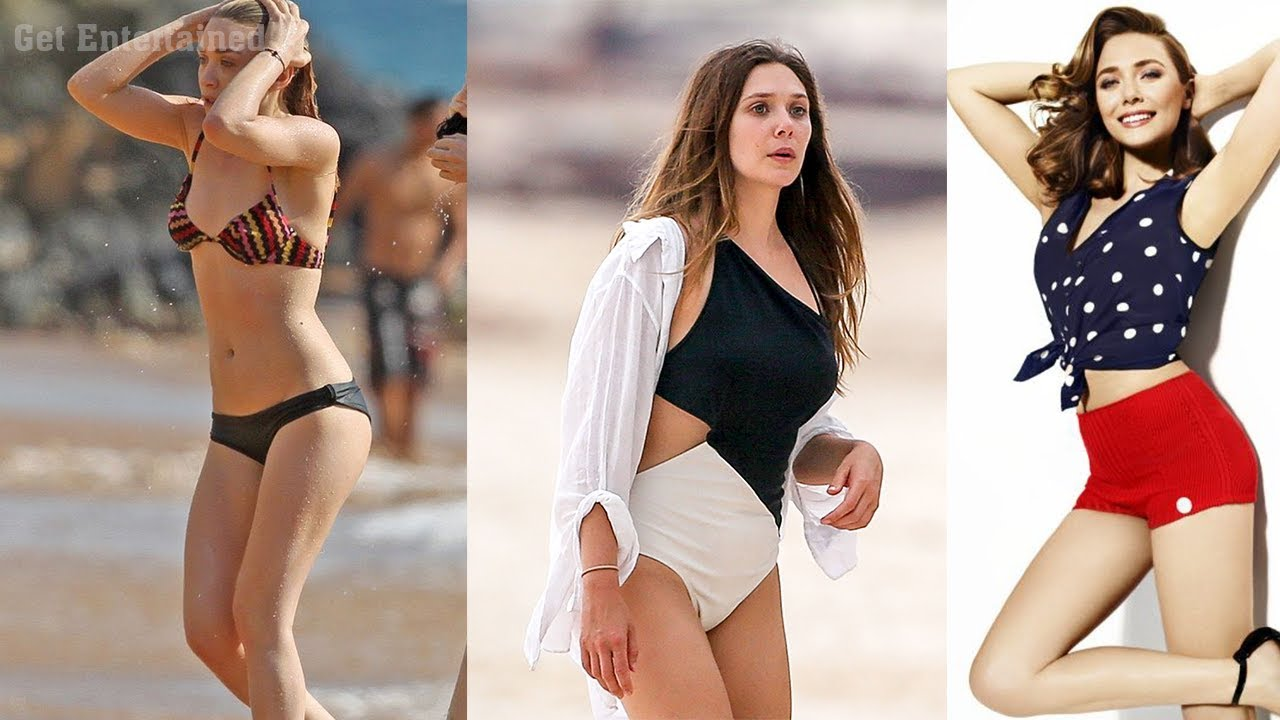 Hottest Elizabeth Olsen Pictures - Youtube-5129