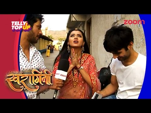 Ragini's Real Life Friendship With Sanskar & Lakshya | Telly Top Up