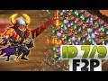 Helping a subscriber #6   INSANE DUNGEON 7/9   CASTLE CLASH