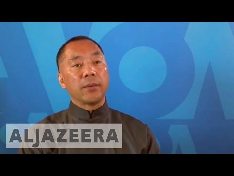 Interpol issues red notice for Chinese tycoon Guo Wengui