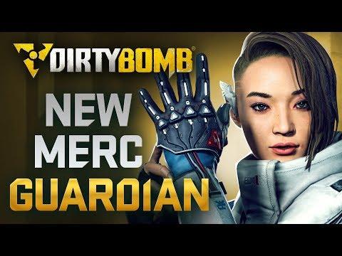 Dirty Bomb: NEW MERC Guardian