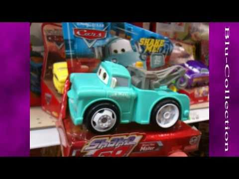 Shake n Go Cars Toon Mattel & Fisher Price Toy Story Cars 2 Mater's tall tales by Blucollection