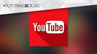 Tutorial Photoshop: Como fazer a CAPA do YouTube [2018 / 2019]