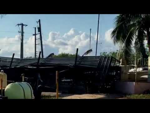 South Dade Marina After Hurricane Irma Youtube