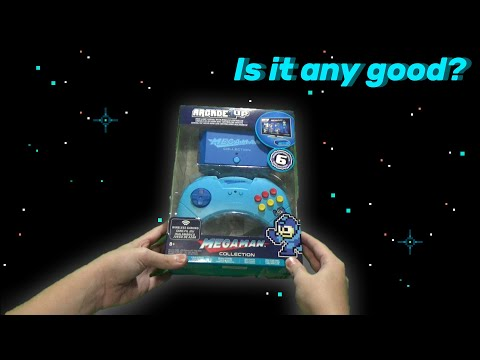 Arcade1UP MegaMan Collection Unboxing and Review | Game Fever Online from Game Fever Online