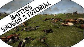 SEND ME YOUR BATTLE REPLAYS - Tutorial Series - Total War: Shogun 2!