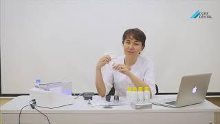 Особенности применения аппарата в лечении пародонтита. Екатерина Шульга.