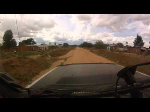 A Village on the road between Dodoma and Arusha - Tanzania