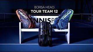 Borsa da tennis Head Tour Team 12