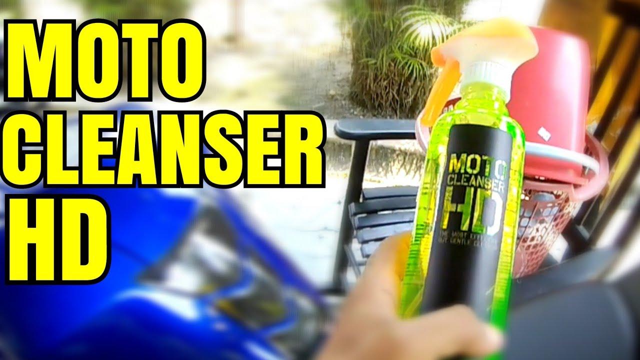 RANTAI MOTOR lebih bersih daripada biasa | UNBOXING & DEMO session