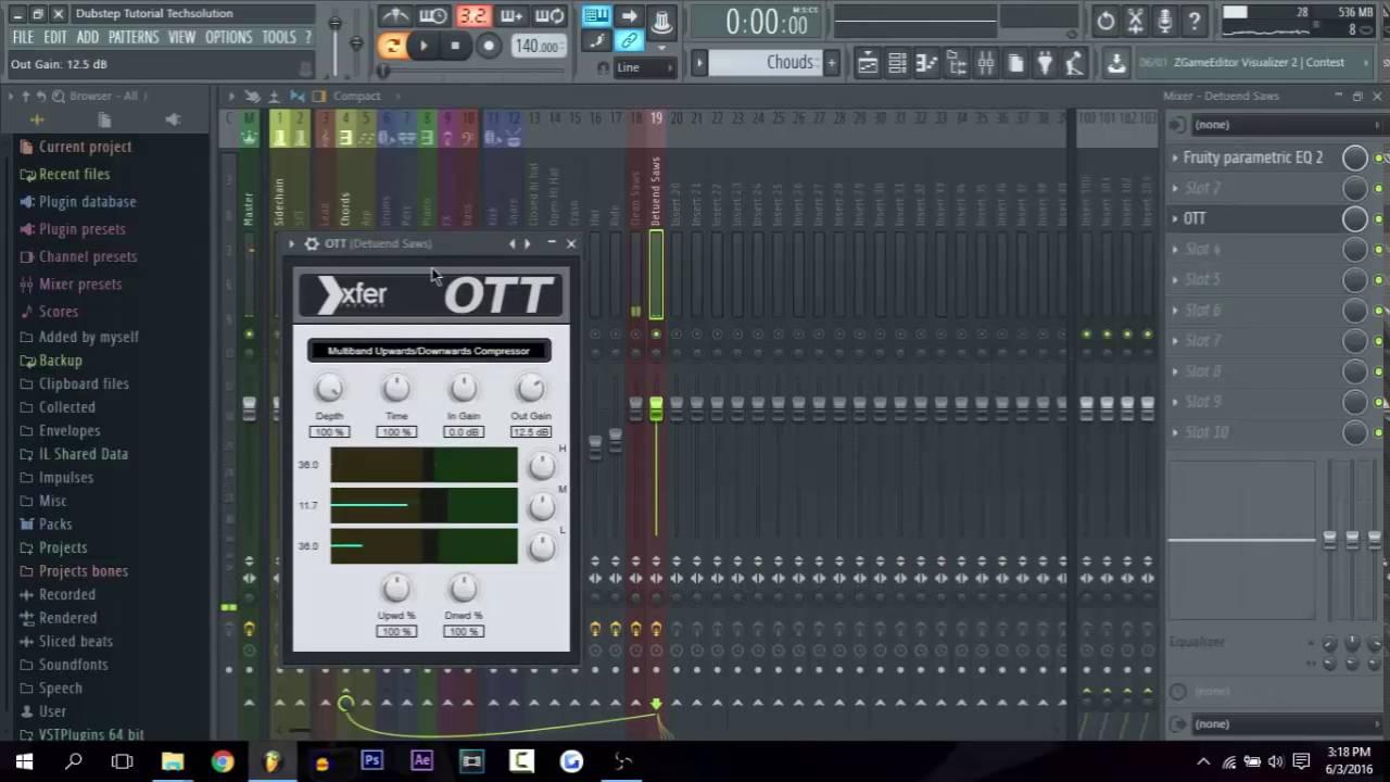 Dubstep — beat-tutorials. Com.