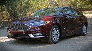 On the road: 2017 Ford Fusion (On Cars)