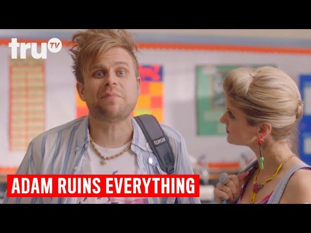 Adam Ruins Everything - How School Start Times Affect Teens Sleep Patterns   truTV