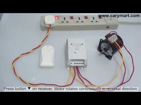hqdefault 110v 220v forward & reverse motor remote controller timed shut off 60ktyz wiring diagram at nearapp.co