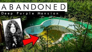 Ian Gillan's Abandoned Mansion | Deep Purple Mansion YouTube Videos