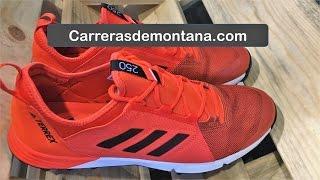Adidas Terrex agravic speed: Voladoras trail running (250gr/dop6) Análisis por Mayayo