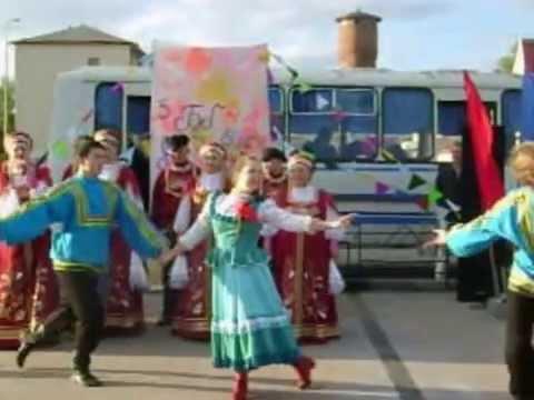 Праздник поселка Боровский