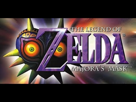 The Deku Kids Are Alright (part one) - Legend of Zelda: Majora's Mask (Twitch stream)