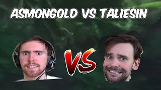 Taliesin VS Asmongold - My Rough Thoughts